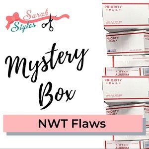 NWT Womens Flatline Flaws - Soiled, Torn, Worn